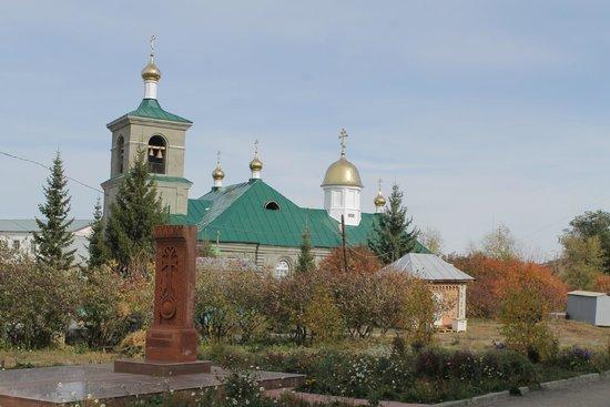 Oskemen, Καζακστάν: Красиво!