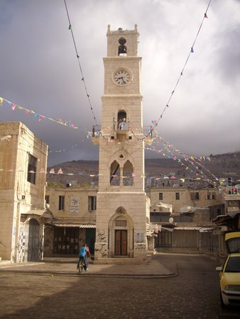 International Friends Guest House : Old city of Nablus