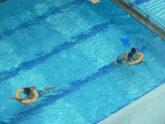 Accord Puducherry : Pool
