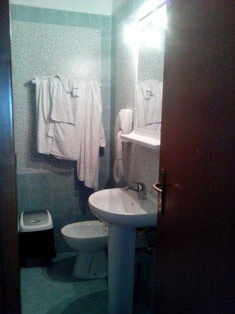 Albergo Lucia: bagno