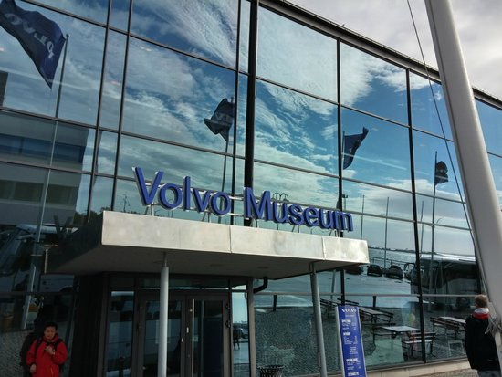 Volvo Museum: Welcome to Volvo
