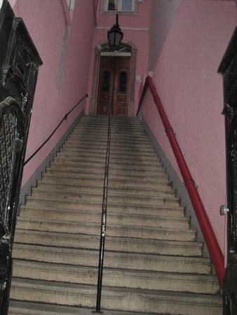 Safestay Lisbon: Entrance