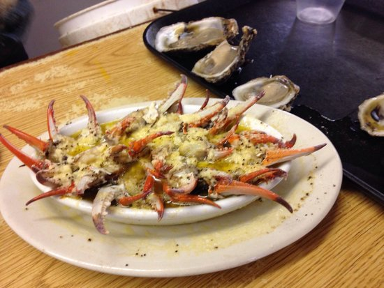 how to cook crab claws