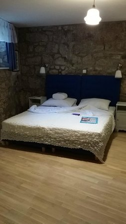 Vila Baguc: room view