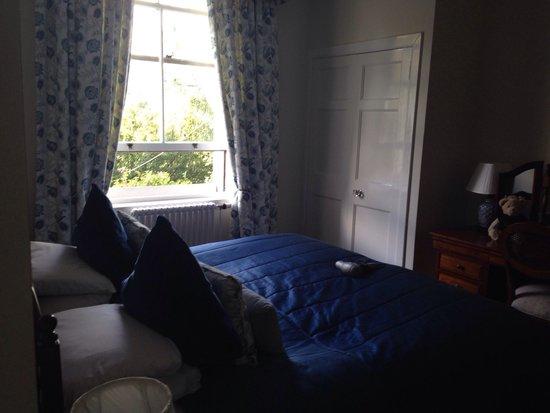 Enterkine Hotel: The bedroom