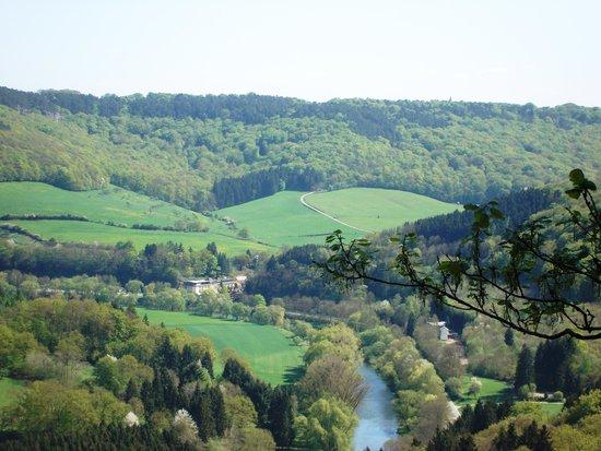 Hotel Brimer : Midden de natuurwandelingen van Le Petit Suisse