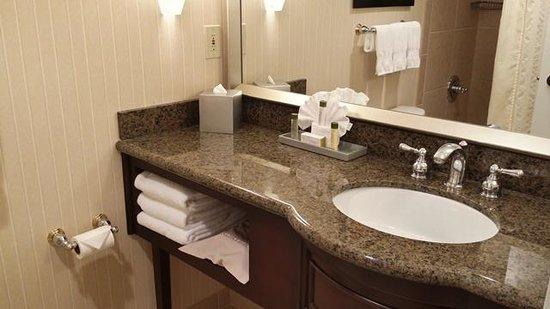 Bath Foto Di DoubleTree By Hilton Salt Lake City Airport Salt Lake City