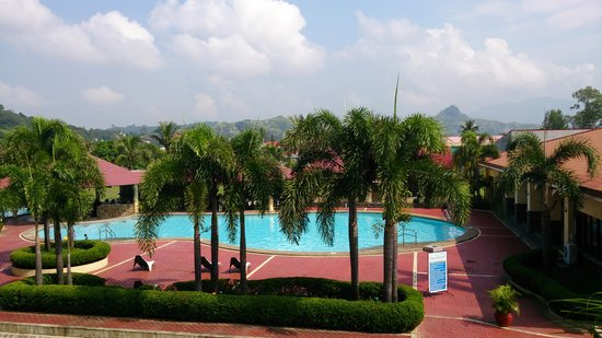 The swimming pool picture of subic waterfront resort and hotel subic tripadvisor for Subic resorts with swimming pool