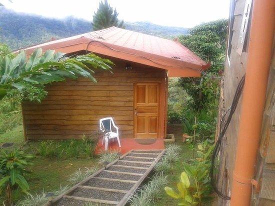 Casa Botania: Cabaña