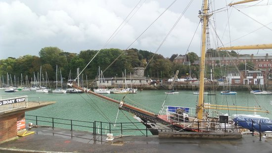 Aaran Guesthouse: Weymouth's historic harbour