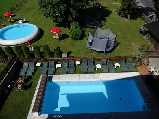Hotel Sonnblick : Pool