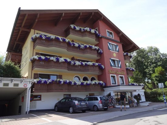 Hotel Sonnblick : Hotel