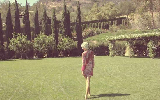 San Ysidro Ranch, a Ty Warner Property: The gorgeous grounds
