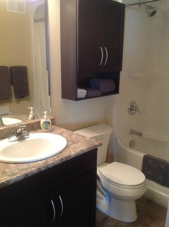 full 3 piece bathroom picture of nelson extended stay suites rh tripadvisor ca 3 piece bathroom taps 3 piece bathroom