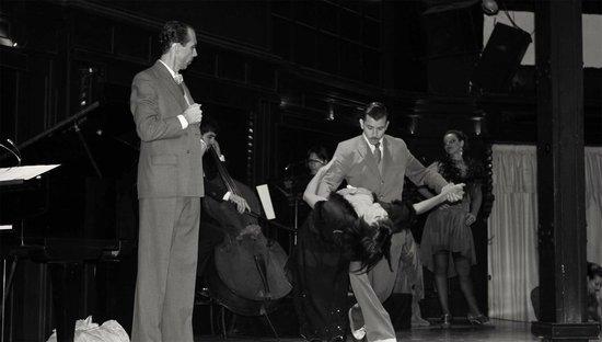 La Cava de El Querandi : spectacle de tango