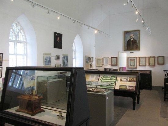 Michael Davitt Museum: Interior