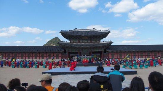 HOTEL GS : Gyeongbokgung Palace
