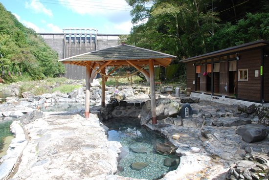 Yubara Onsen: YUBARA HOT SPRINGS 1