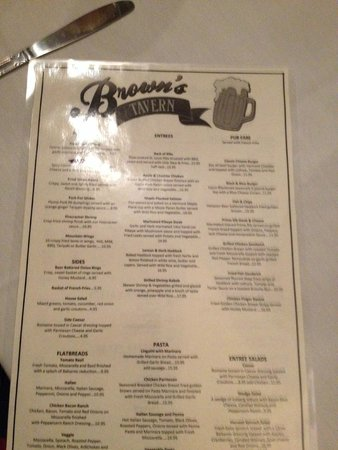 Browns Tavern