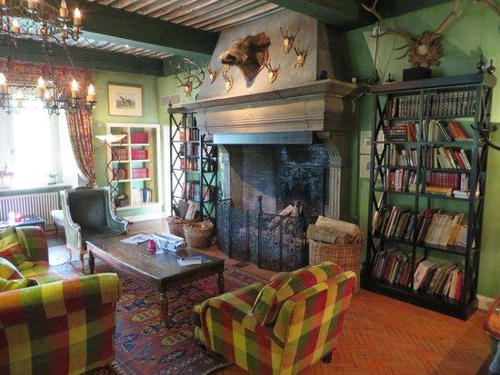 Chateau De Germigney : Lounge