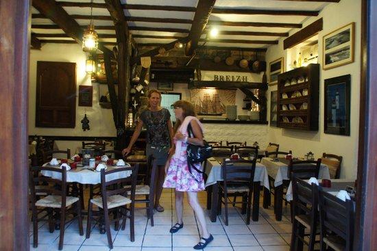 La Ribote : Restaurant