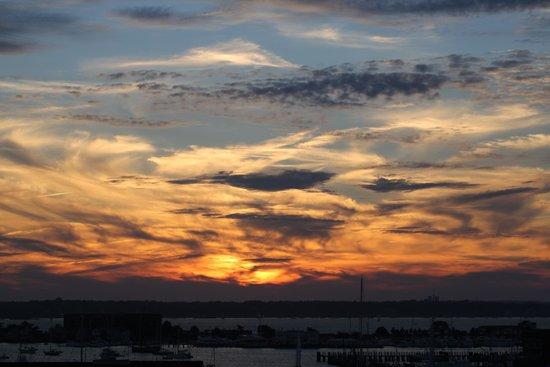 The Vanderbilt Grace: Sunset