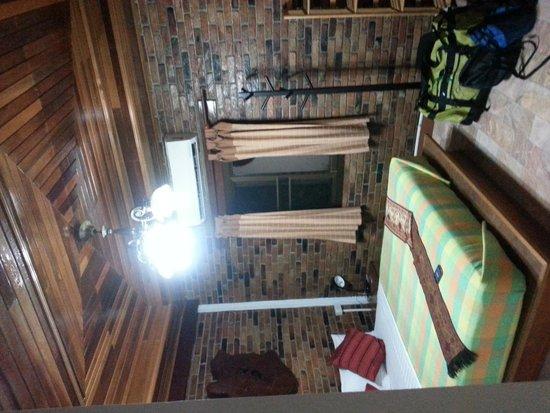 Khao Sok Las Orquideas Resort: Habitación