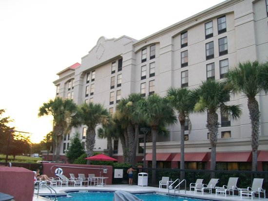 Hampton Inn Orlando International Drive/Convention Center: Excelente !