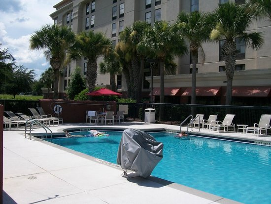 Hampton Inn Orlando International Drive/Convention Center: Buena piscina