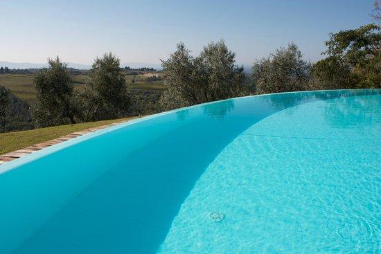 Quercia al Poggio: Pool