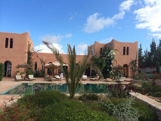 Villa Basmah Picture Of Le Jardin Des Douars Essaouira Tripadvisor