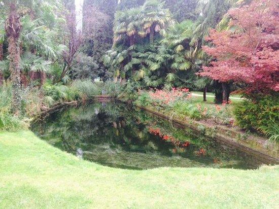 Du Lac et Du Parc Grand Resort: Toller Park