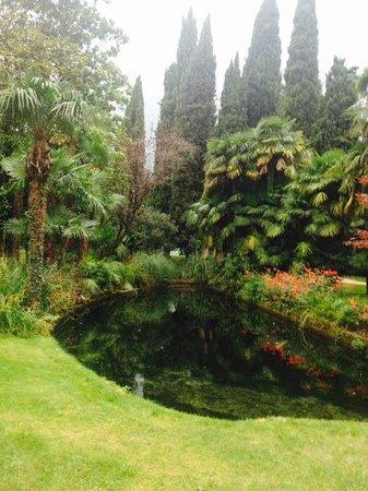 Du Lac et Du Parc Grand Resort: Hotel Park