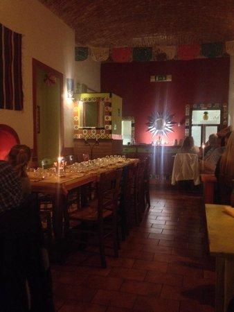 La Posada Mexicana: Locale