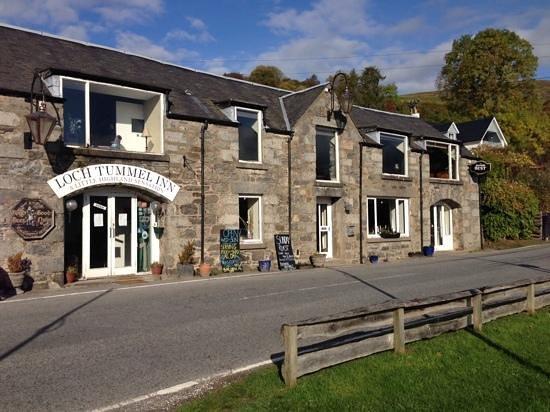 Strath Tummel, UK: Loch Tummel Inn
