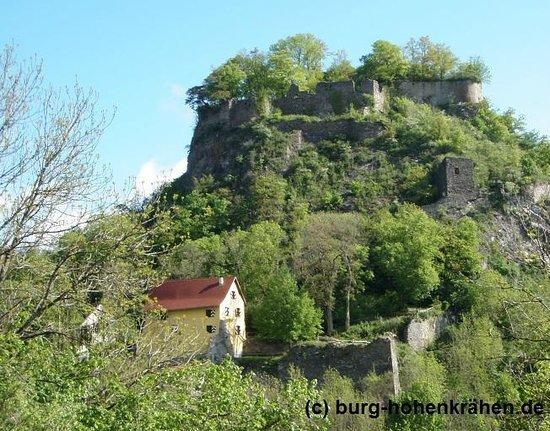 Burgruine Hohenkräehen