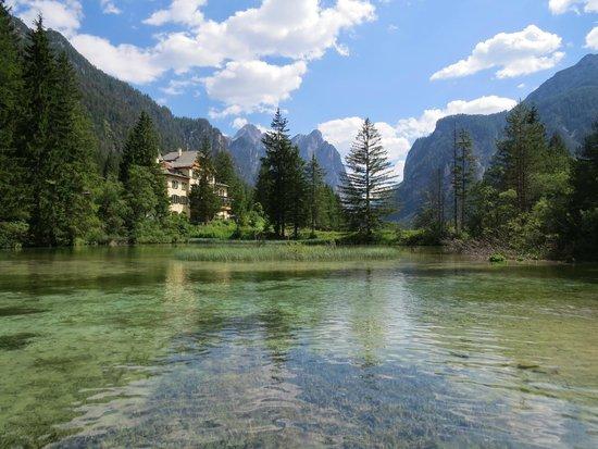 Hotel Baur Am See: Beautiful