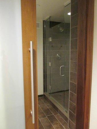 Hilton Columbus Downtown: Shower