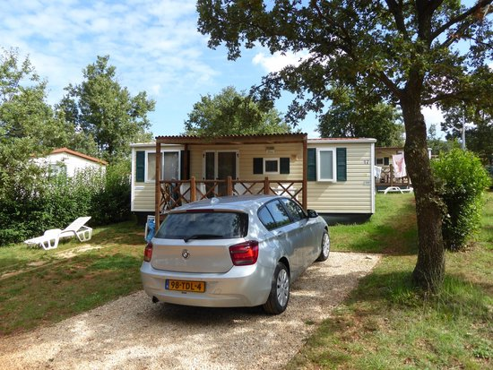 CampingIN Park Umag: Bungalow Adriatic Camp