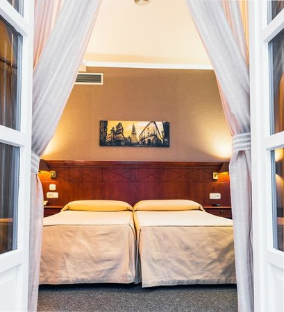 Hotel Herradura: Habitación doble