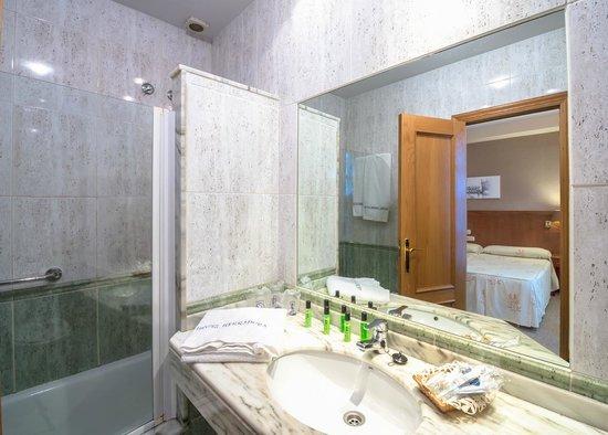 Hotel Herradura: Baño