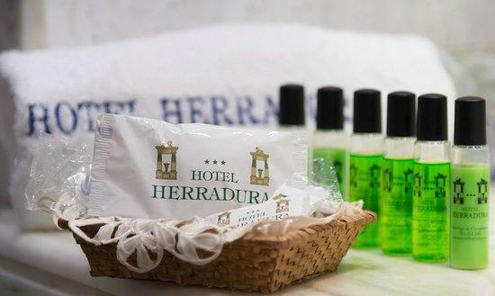 Hotel Herradura: Productos de acogida