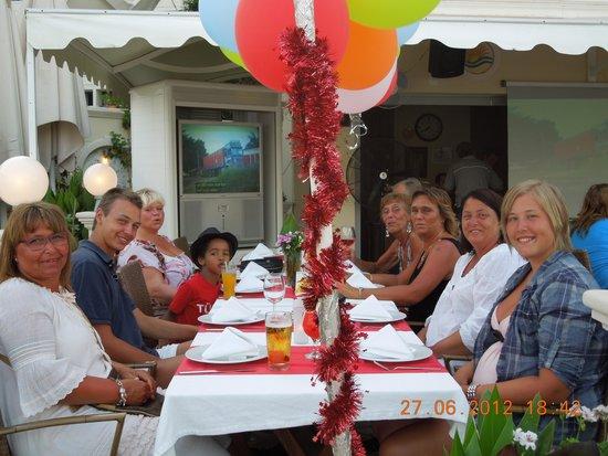Kahveci Alibey Finedining : Birthday