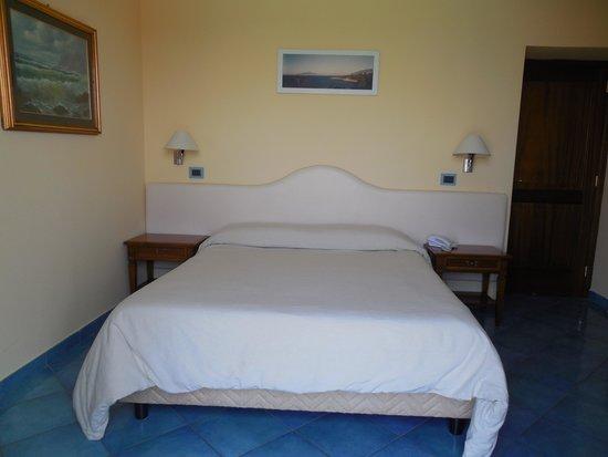 B&B Il Roseto : the bed