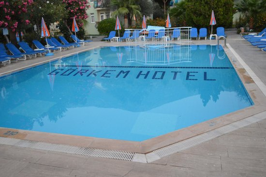 Gorkem Hotel: Nice pool