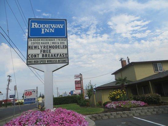 Rodeway Inn Medford