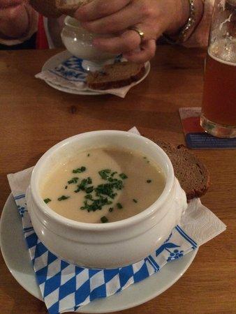 Alt-Oberurseler Brauhaus GmbH: Creamy Beer Soup