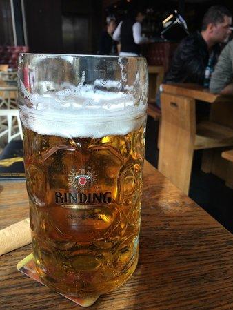 Alt-Oberurseler Brauhaus GmbH: Large Oktoberfest beer