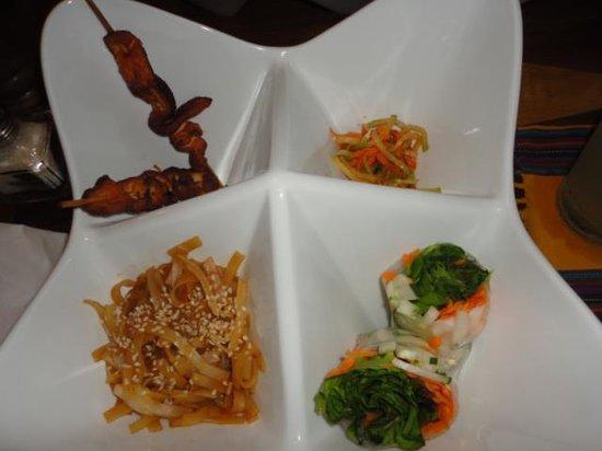 Guava Limb Cafe: Asian Dish