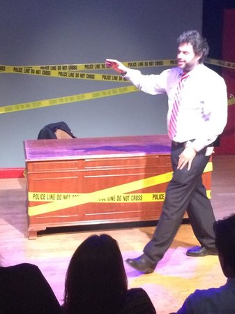 People's Improv Theater - The PIT: 20&Out 1 Man Show by Mark Demayo